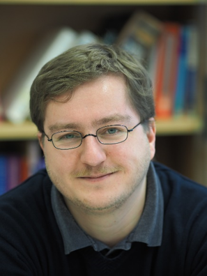 Markus Neumayer Headshot